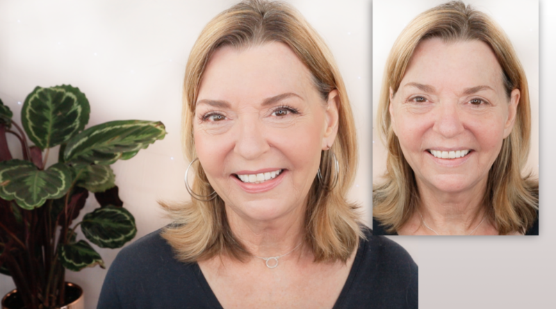Easy Beginner Makeup Tutorial Over 50