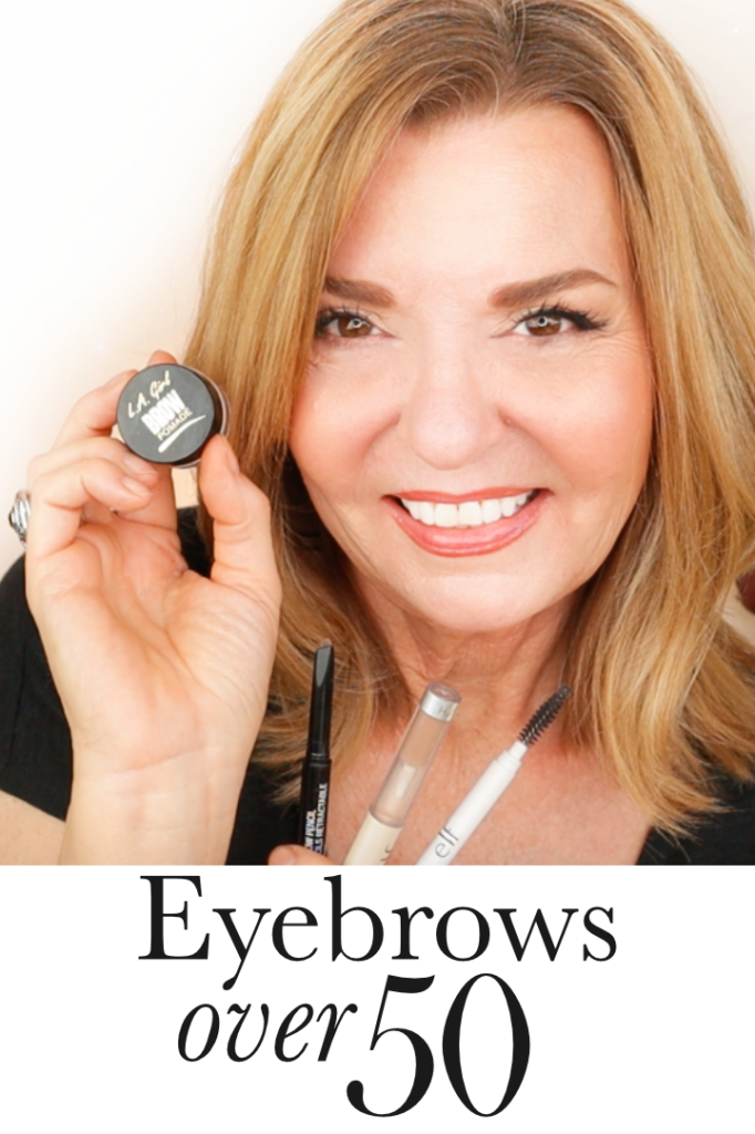 eyebrows over 50