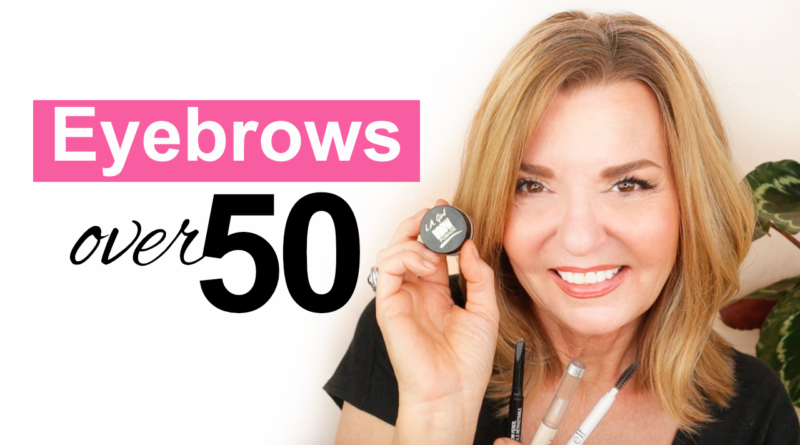 Eyebrows over 50