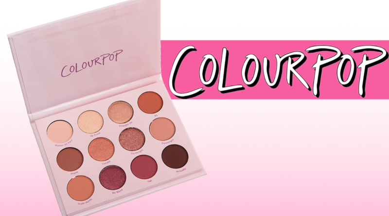 colourpop give it to me straight review