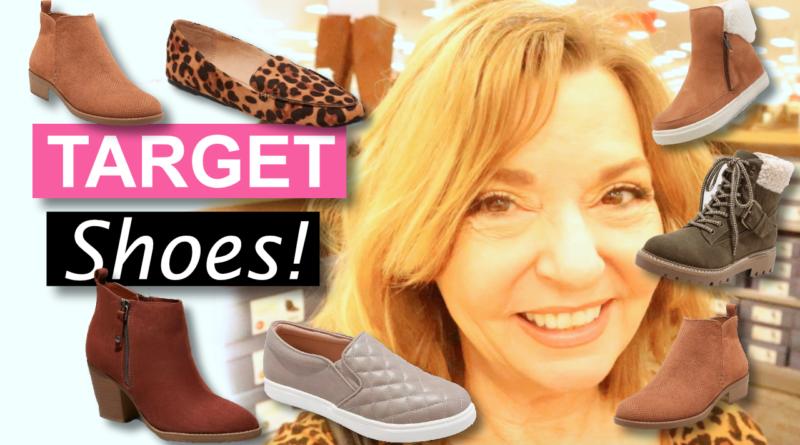 Target Shoe Shopping