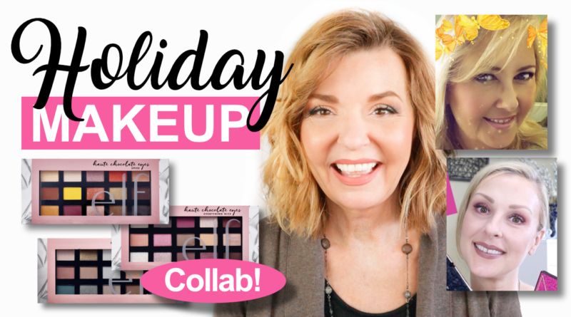 holiday makeup over 50
