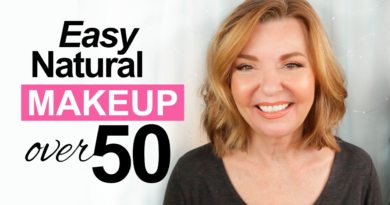 easy natural makeup over 50