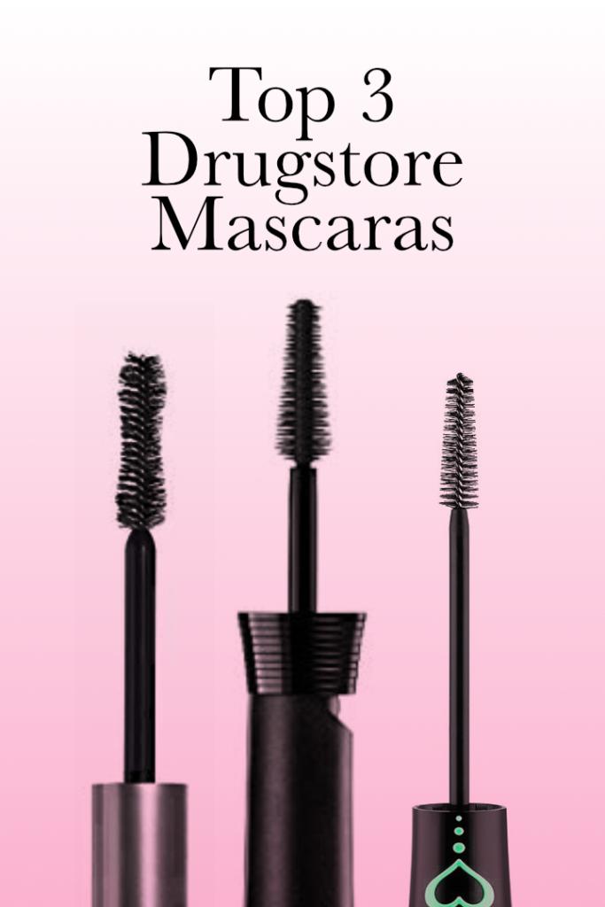 Top 3 Drugstore Mascaras