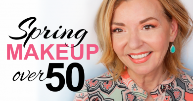 New Makeup Over 50