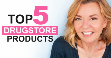 Top 5 Drugstore Makeup Products Over 50