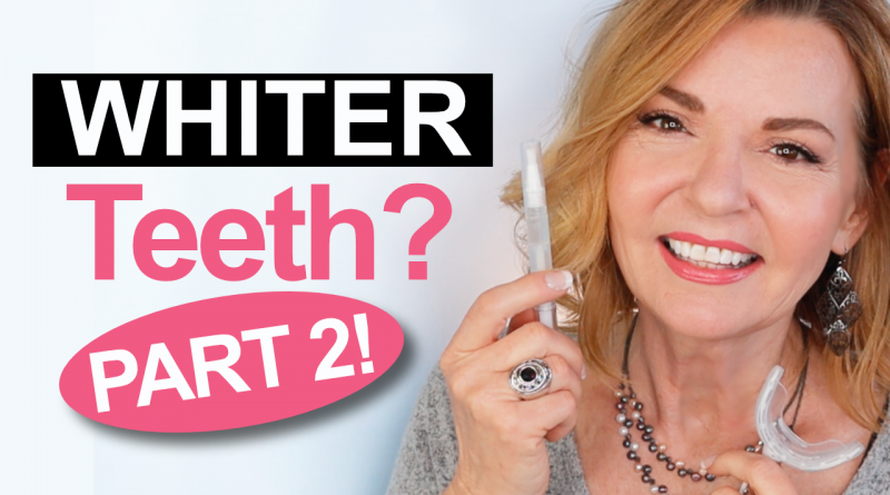 Teeth Whitening Over 50