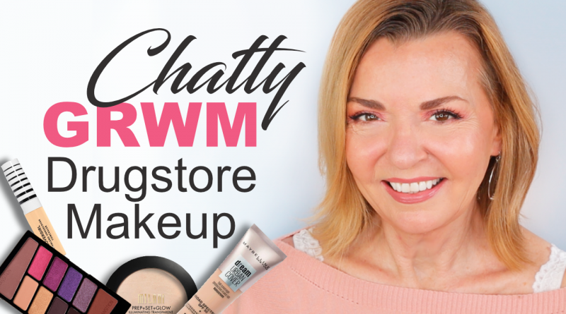 Affordable Drugstore Makeup Over 50