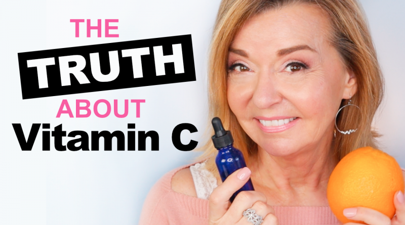 all about vitamin c serum