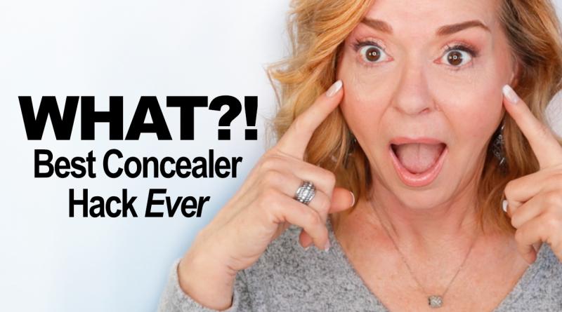 concealer trick over 50