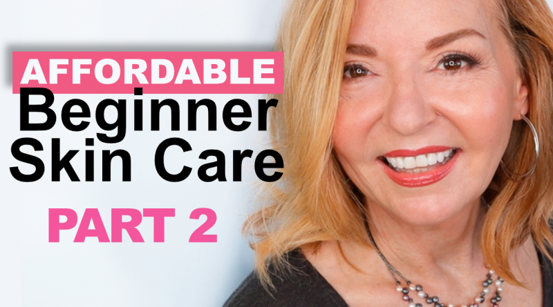 beginner skin care over 50