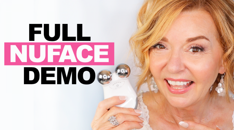full nuface routine
