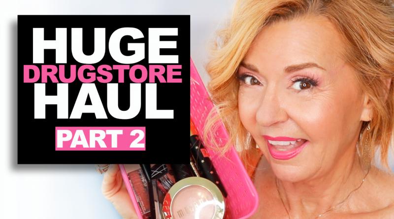 makeup haul over 50