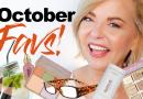 October Favorites Over 50!