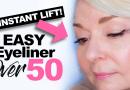 Easy Eyeliner Tutorial Over 50
