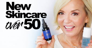 New Skincare Products Over 50