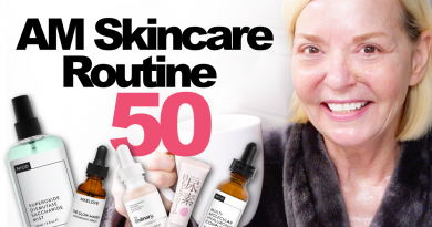 AM Skincare Routine Over 50