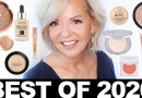 Best of 2020 Over 50 – Foundation, Concealer, Blush