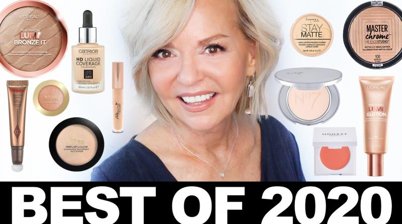 Best of 2020 Over 50 – Foundation, Concealer, Blush