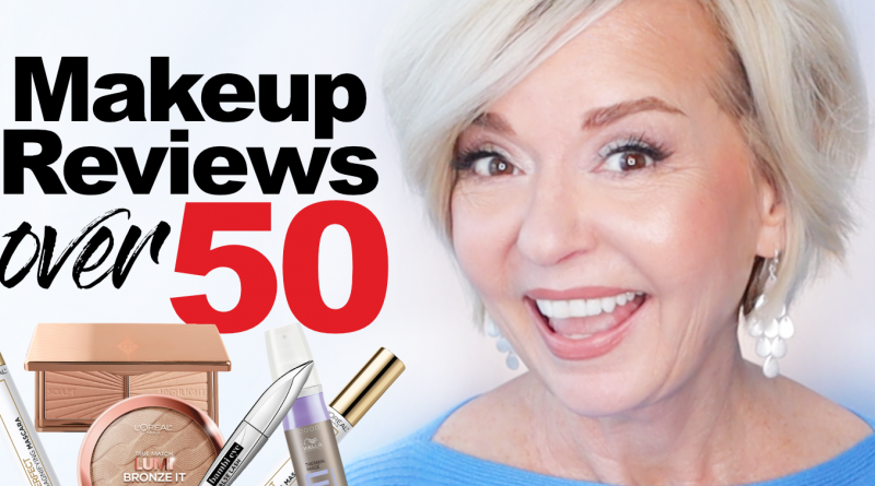 Best makeup over 60
