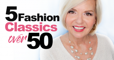 5 Fashion Classics Over 50