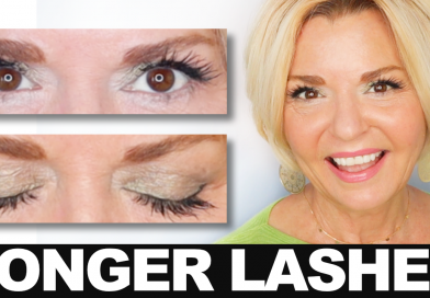 How to Get Longer Lashes FAST!