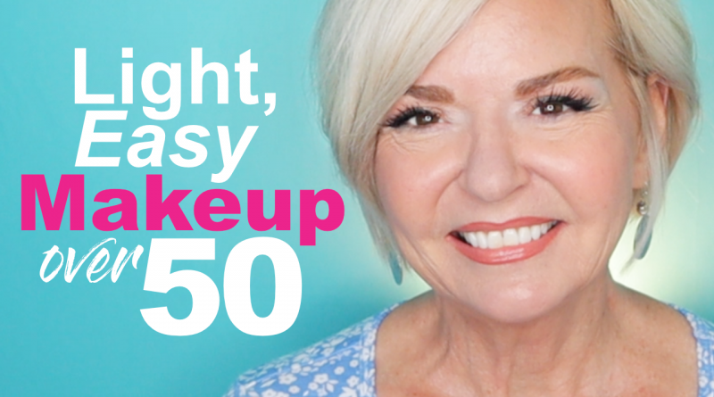 GRWM – Soft, Easy Makeup Over 50