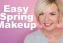 GRWM – Easy Spring Makeup Over 50